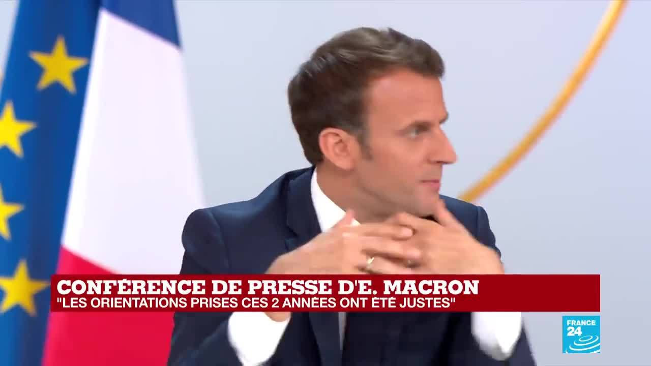 REPLAY - Grand Oral d'Emmanuel MACRON-1